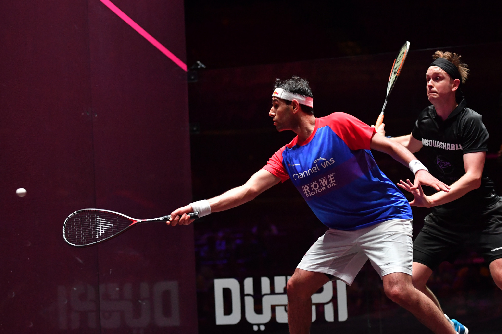 Squash hope their appearance in Buenos Aires will help with their Olympic aspirations ©Getty Images