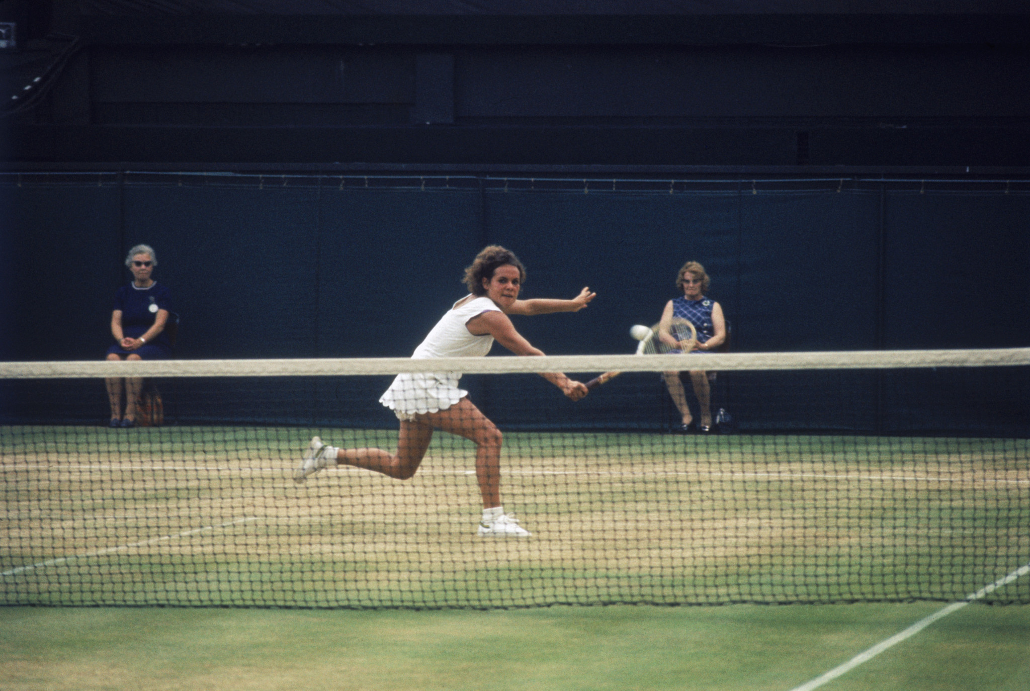 Evonne Goolagong Cawley is a two-time Wimbledon champion ©Getty Images
