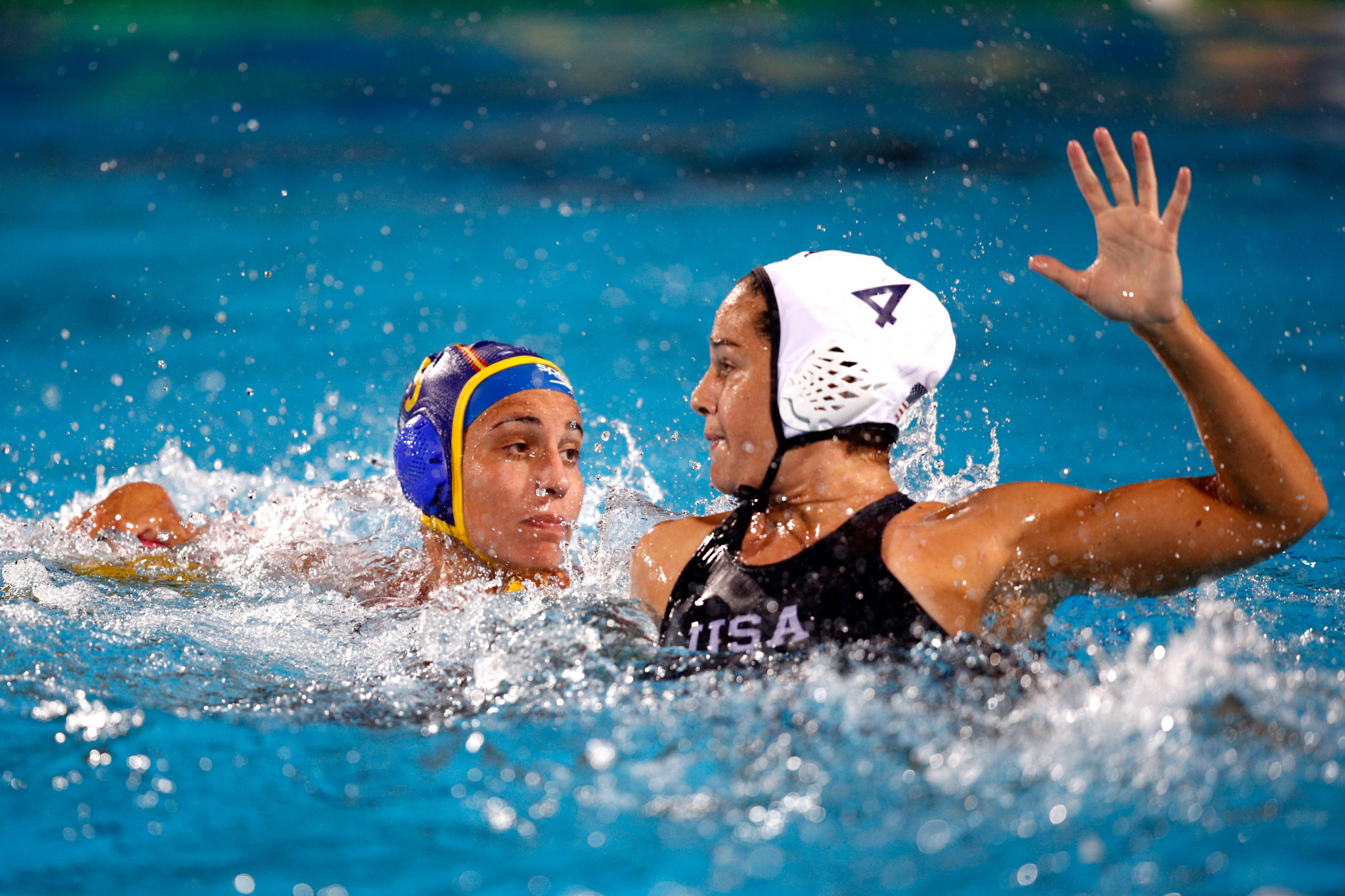 United States seek more glory at FINA Women's Water Polo World League Super Final