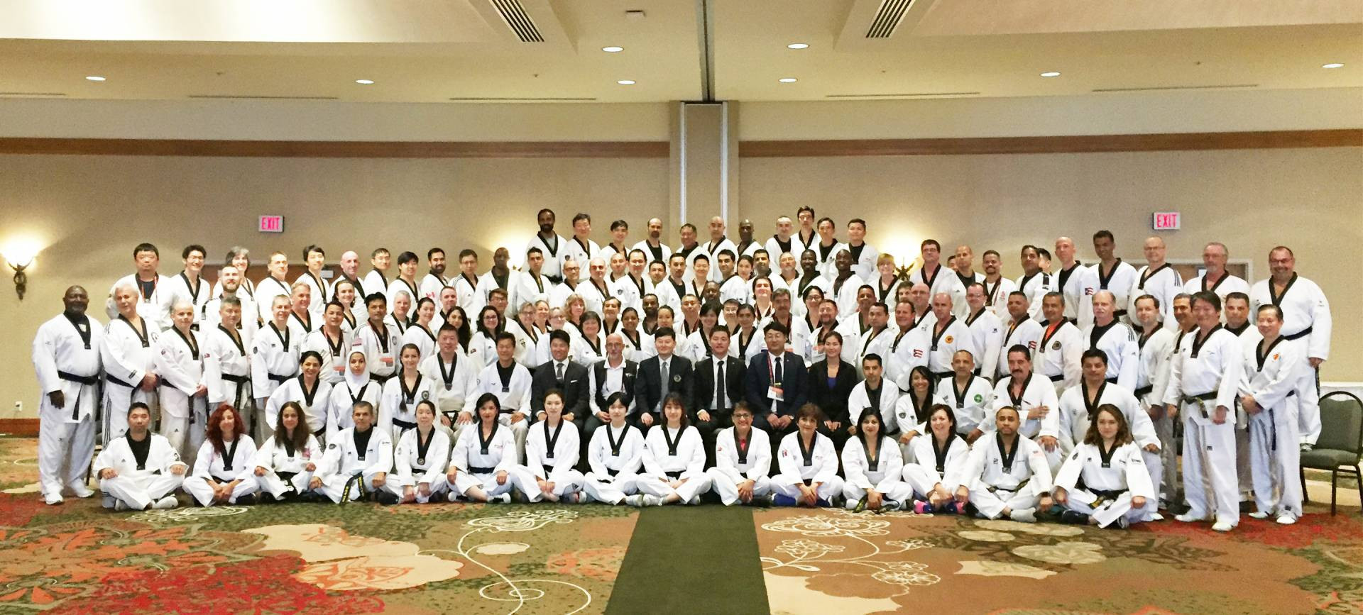 Taekwondo Canada hosts referee seminar in Burnaby
