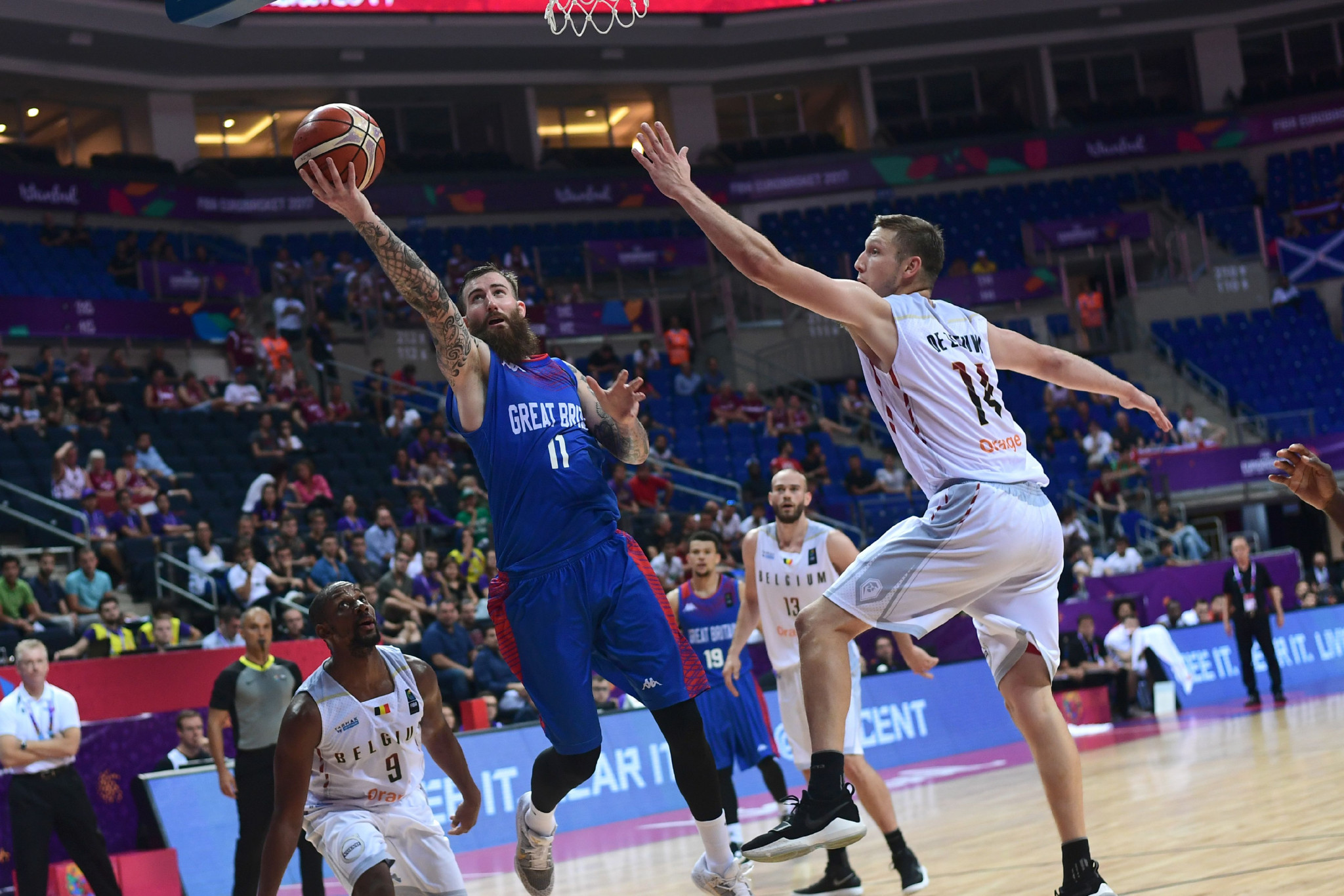 British Basketball receive funding lifeline from UK Sport