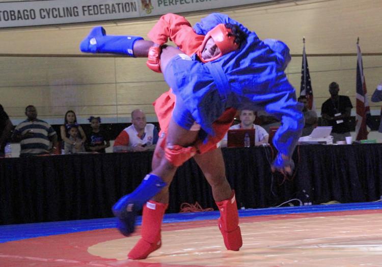 Curaçao and Grenada make international sambo debuts at inaugural Caribbean Invitational Championships