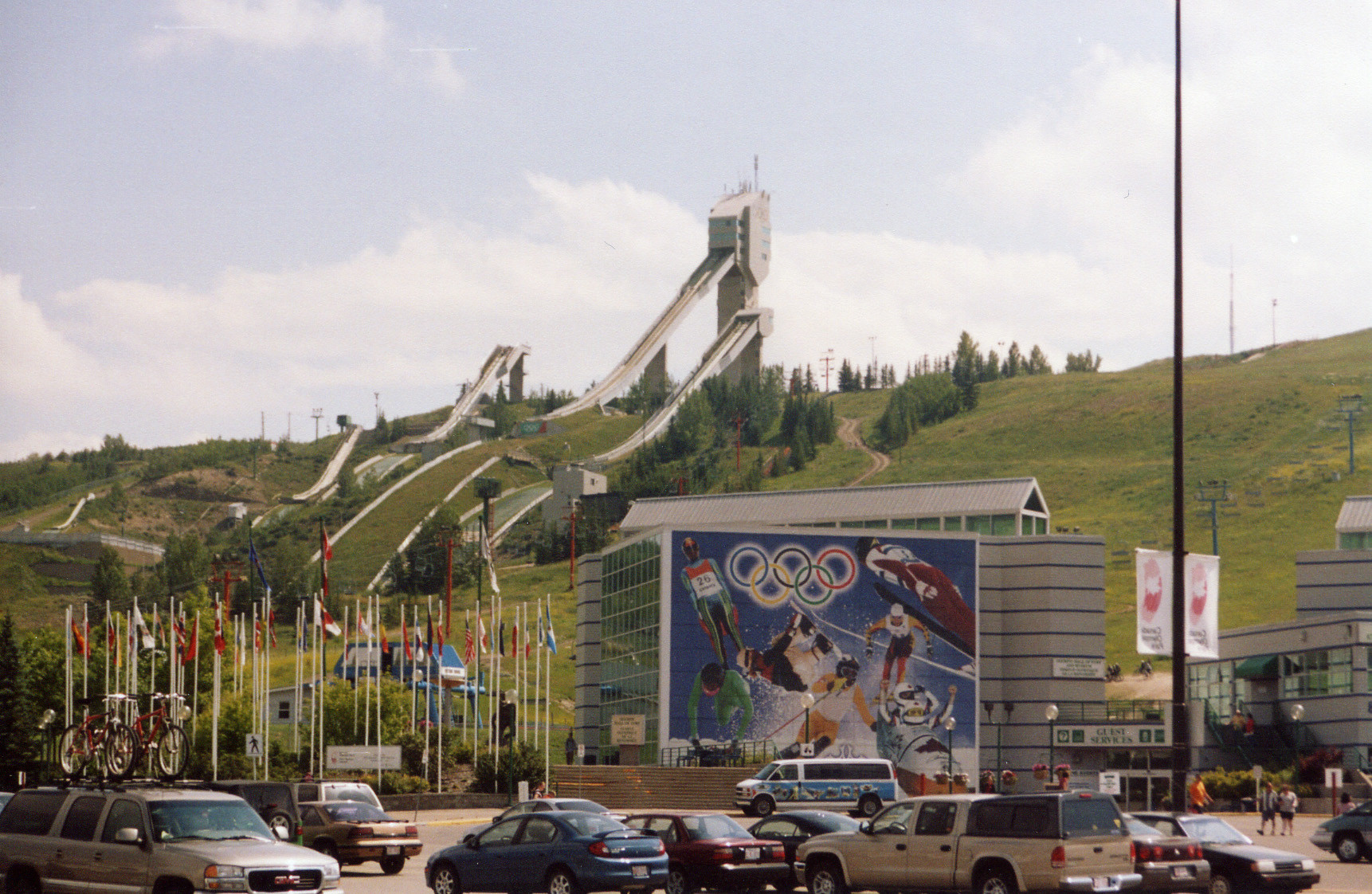 Calgary 1988 ski jump set to be abandoned after expensive renovation ruled-out