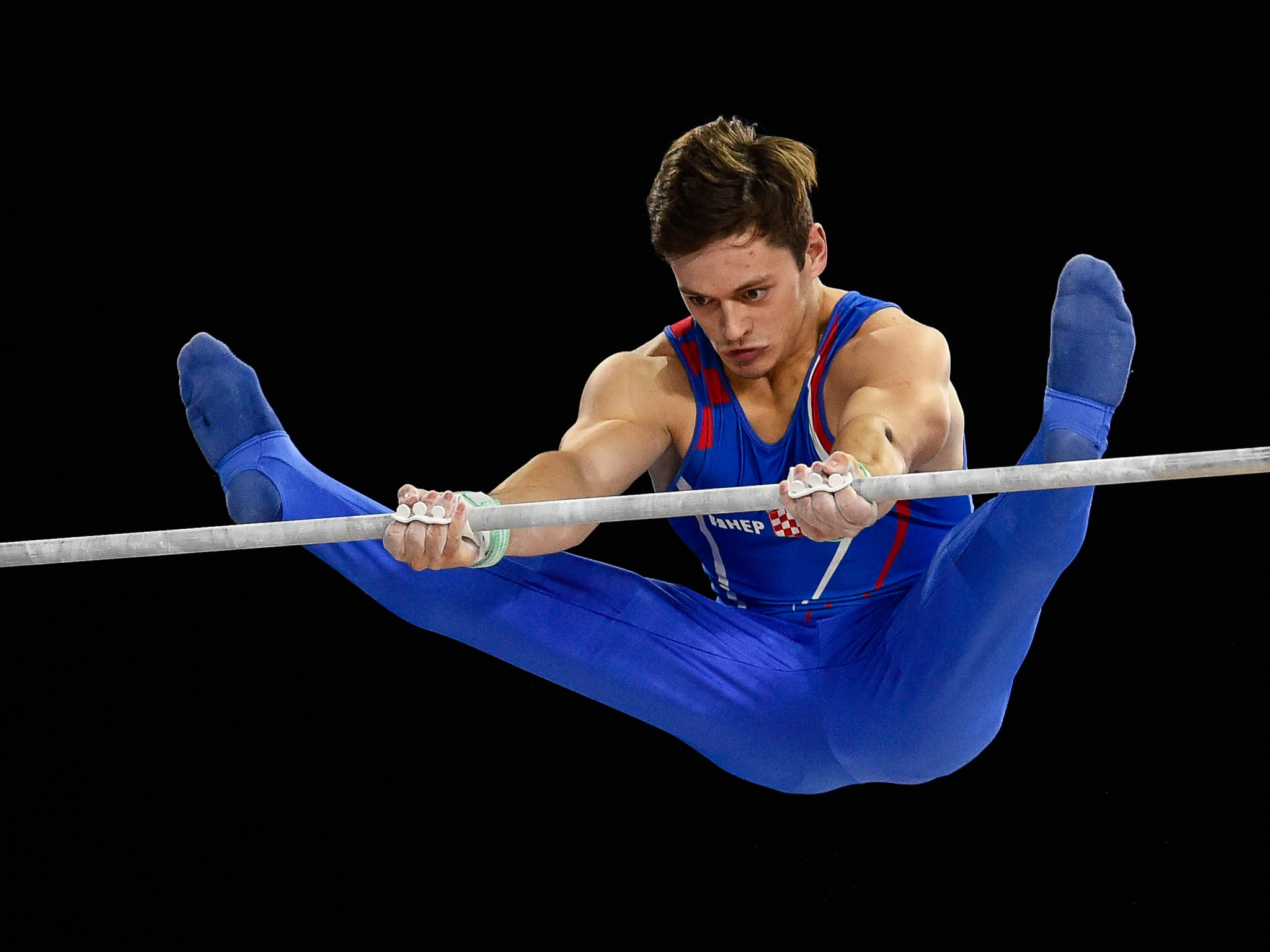 Srbić enjoys home win as Varinska dominates at FIG World Challenge Cup