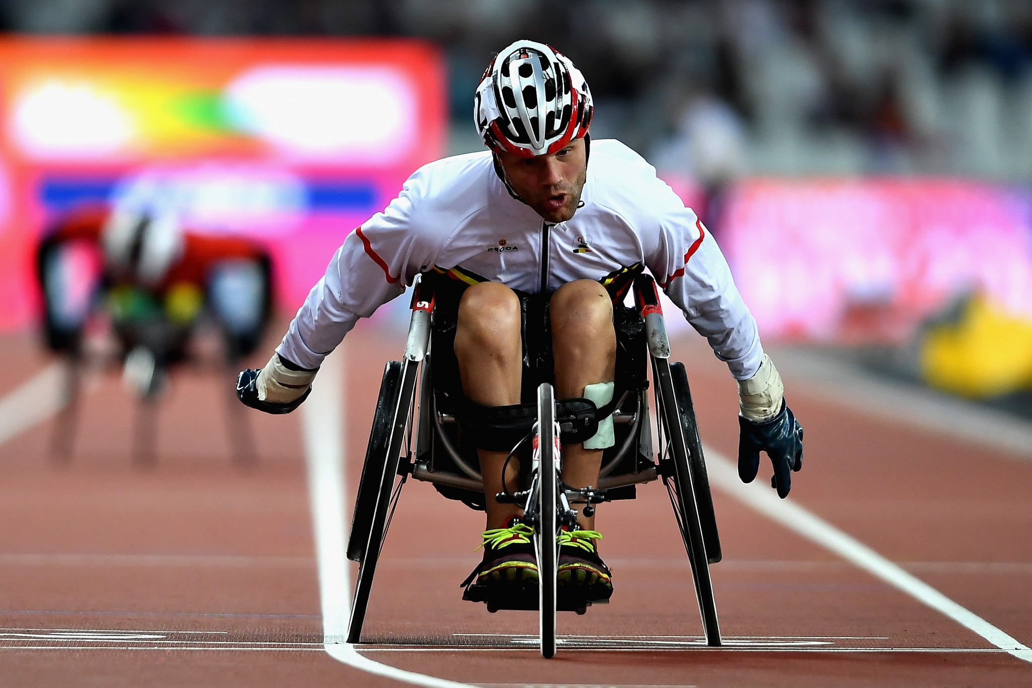 Belgium's Genyn breaks another world record as action concludes at World Para Athletics Grand Prix in Nottwil