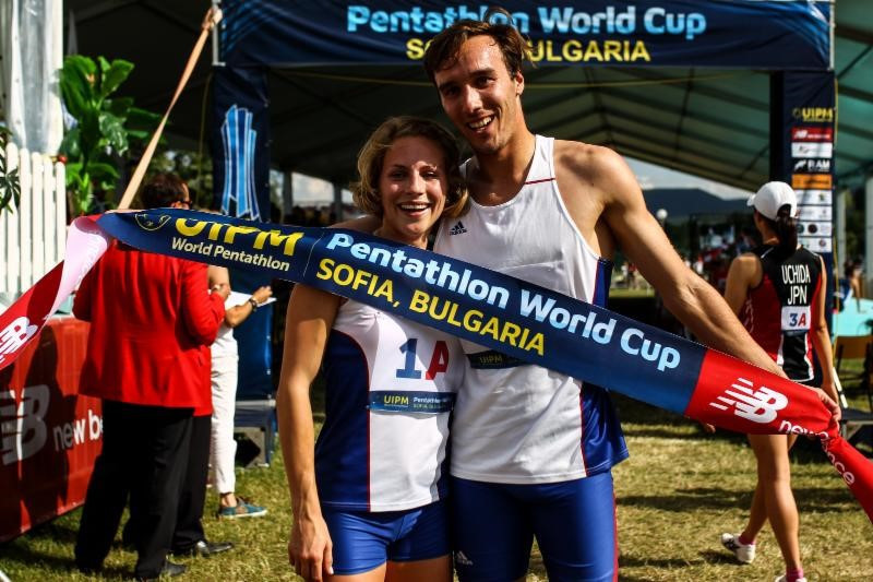 Czech Republic win mixed relay gold at UIPM World Cup in Sofia