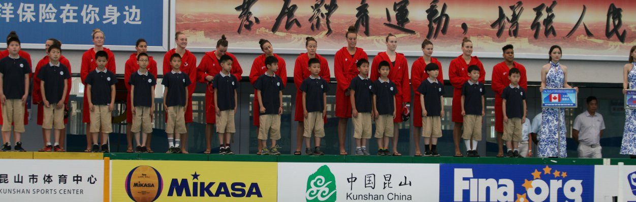 Canada begin well at FINA Women's Water Polo World League Super Final