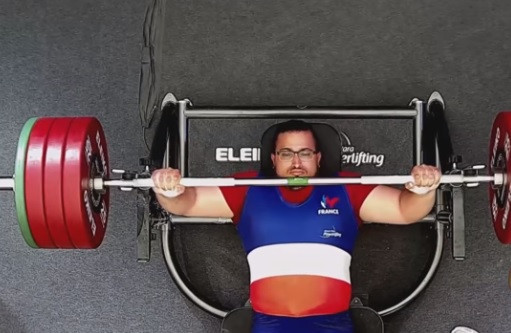 Arabat strikes gold in front of home crowd at World Para Powerlifting European Open Championships