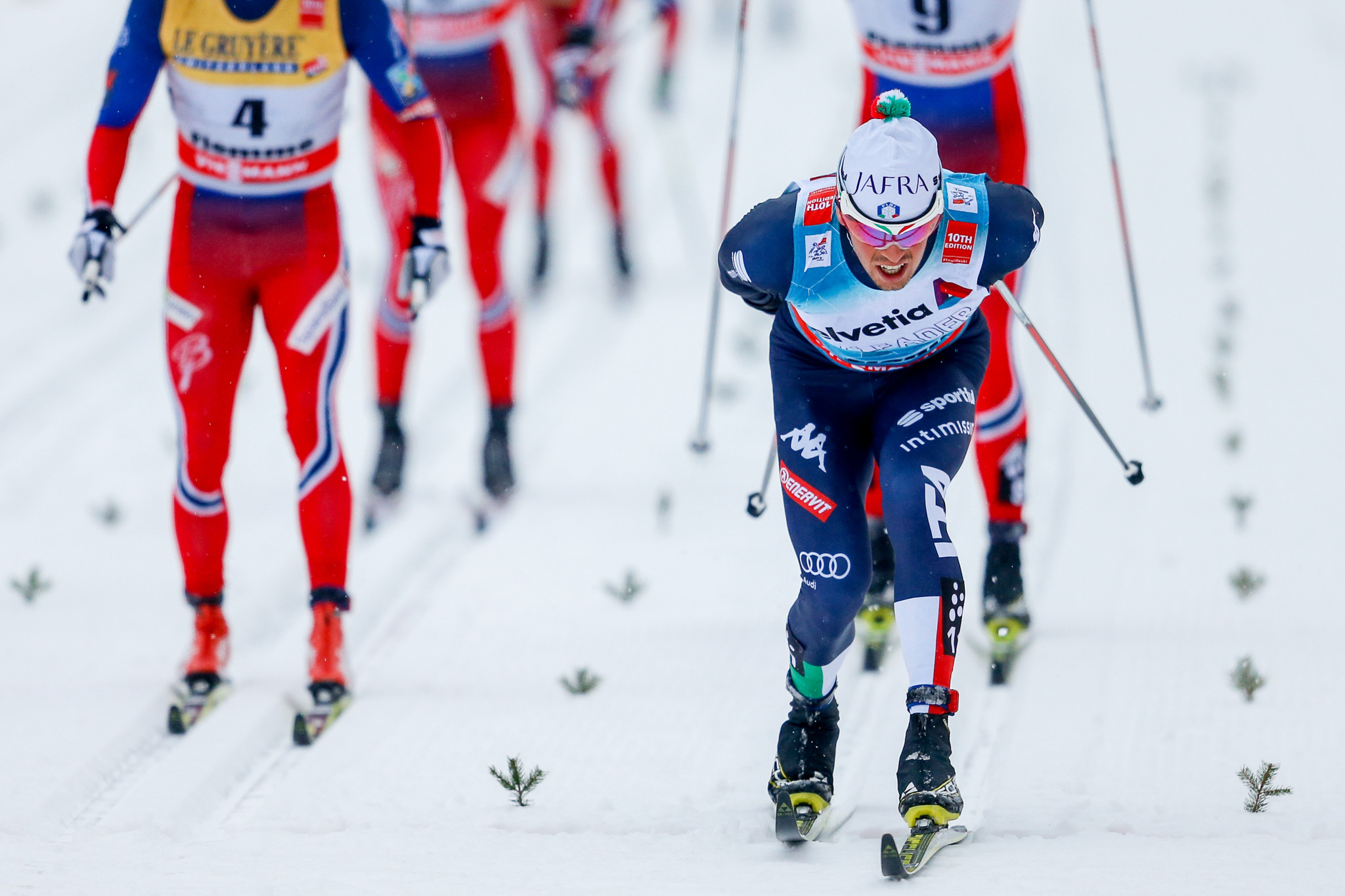 Italy make two key cross-country skiing appointments