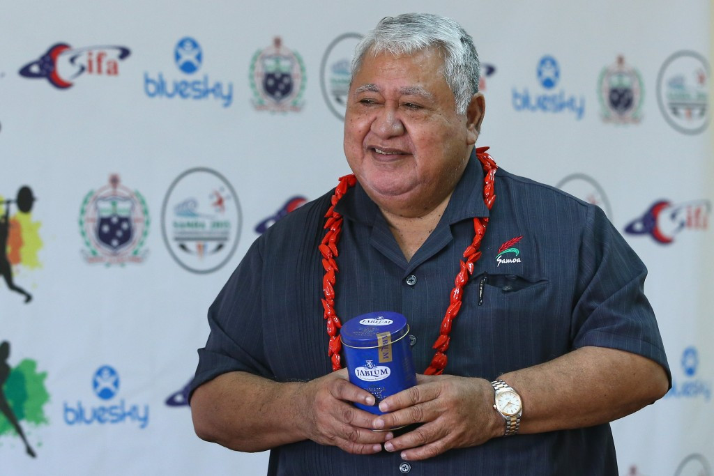Samoan Prime Minister Tuilaepa Aiono Sailele Malielegaoi claimed the Commonwealth Youth Games was the biggest event the country had ever hosted