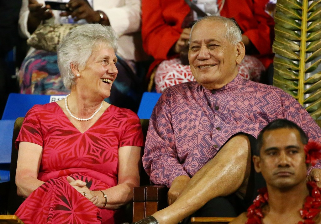 Commonwealth Games Federation President Louise Martin praised Samoa's hosting of the Commonwealth Youth Games and said more interest in 2017 had been generated as a result