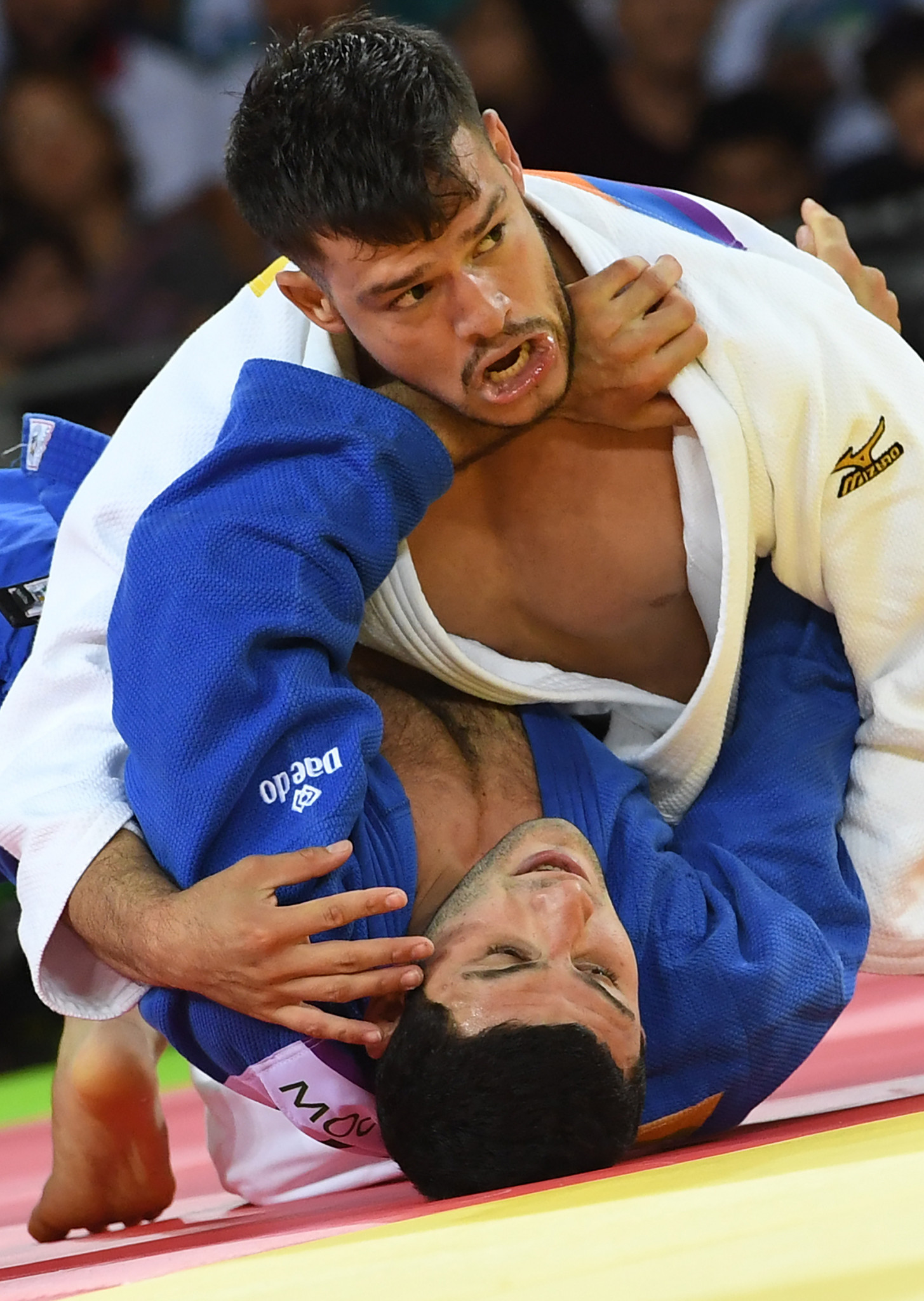 Judoka wins top prize as El Salvador National Olympic Committee honour best athletes