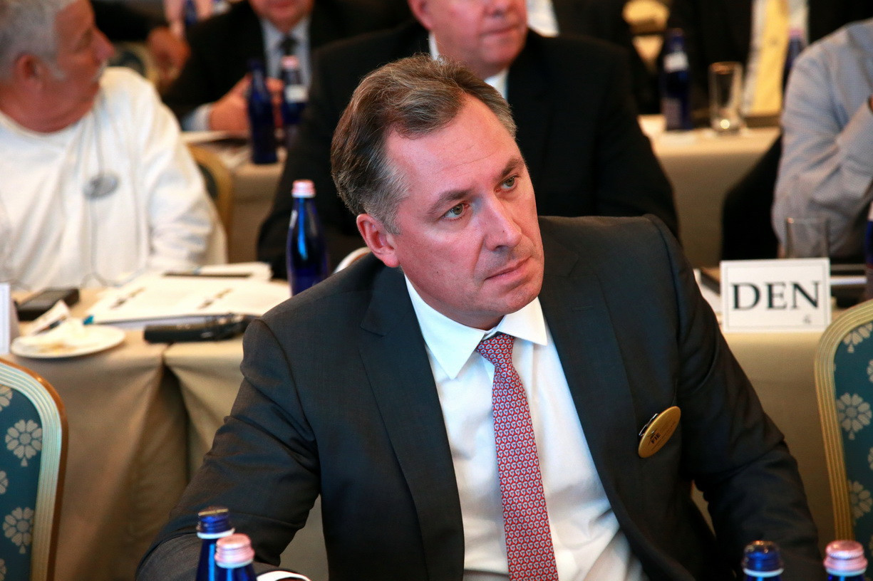 Pozdnyakov elected to replace Zhukov as Russian Olympic Committee President