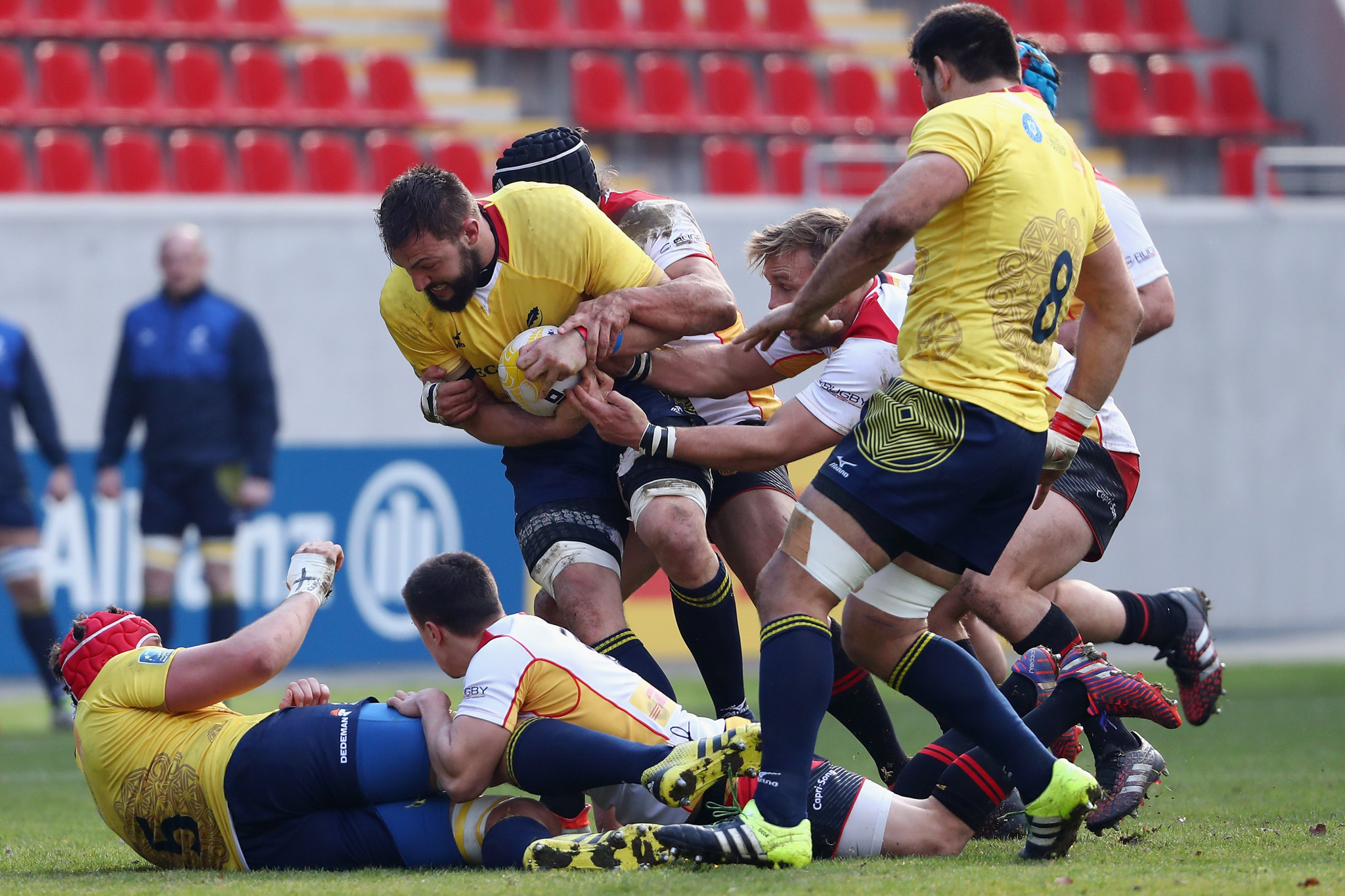 Romania, Spain appeal over RWC 2019 sanction