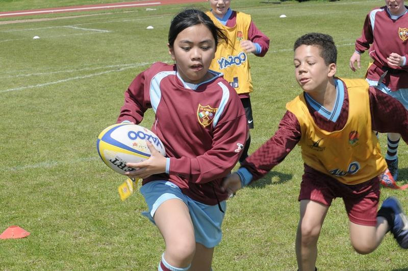 The Rugby League European Federation has entered into a partnership with Australian-based charity Dev Inno Ltd ©RLIF