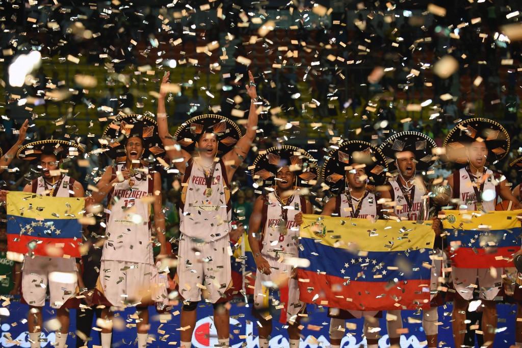 Venezuela shock Argentina to claim first FIBA Americas Championship crown