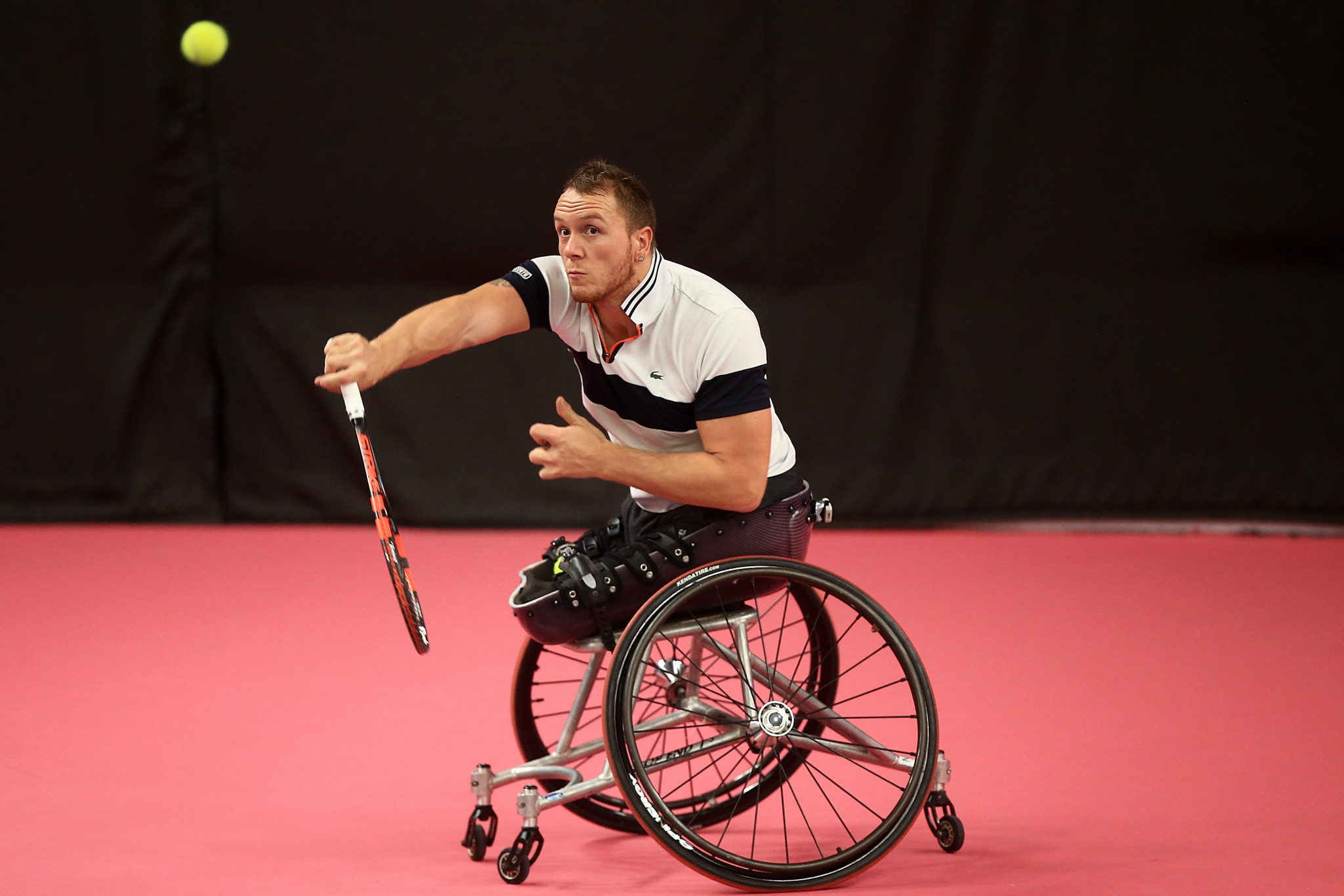 France continue strong start to Wheelchair Tennis World Team Cup