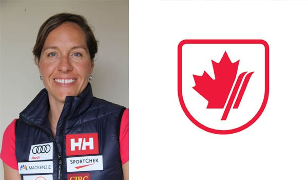 Alpine Canada has hired Marie-Hélène Thibeault as the organisation's director of philanthropy and alumni engagement ©Alpine Canada