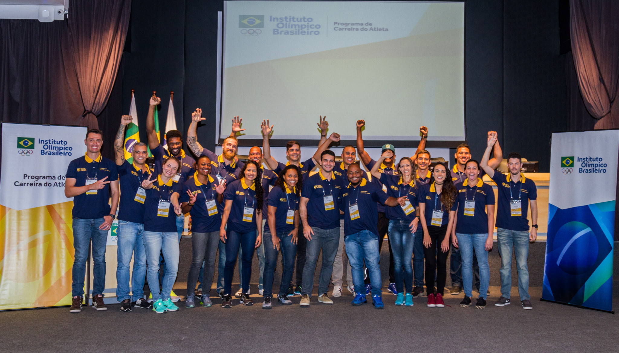 Brazilian Olympic Committee launch sixth edition of Athlete Career Programme