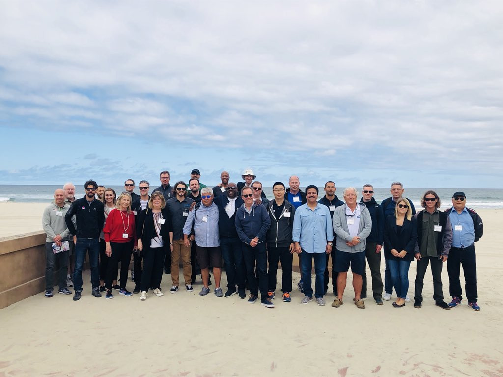 Technical delegates complete San Diego visit to assess World Beach Games preparations