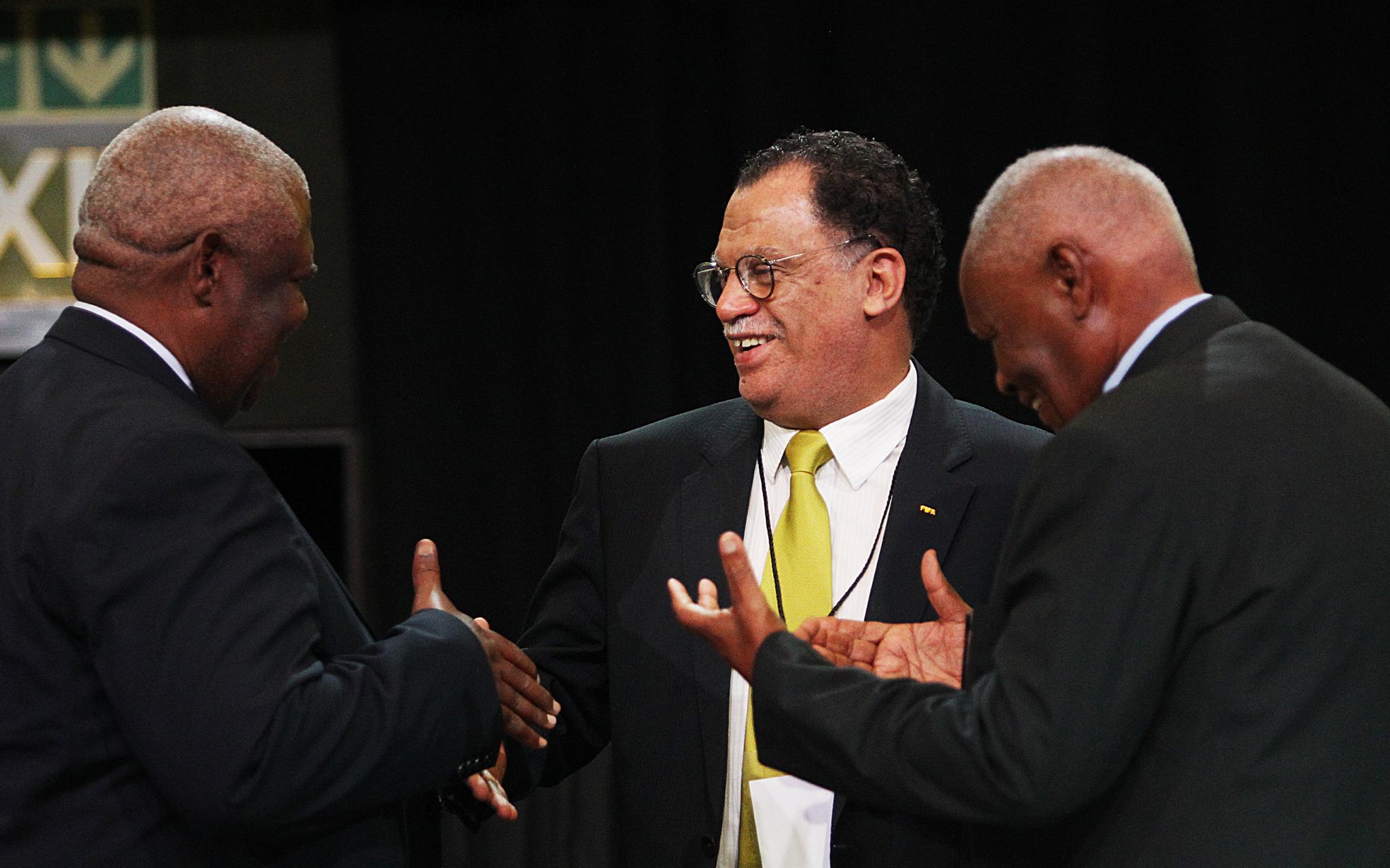 Jordaan re-elected South African Football Association President despite controversies