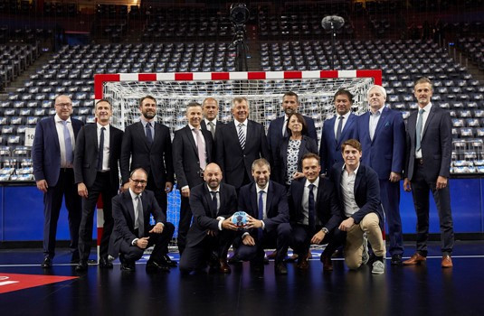 EHF announce €500 million partnership with Infront and Perform Group