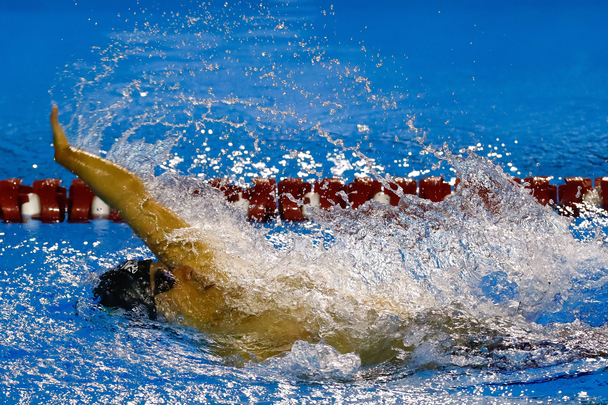 Dias aims to extend lead at penultimate World Para Swimming World Series event in Sheffield