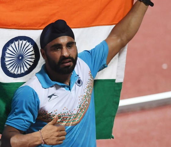 Four Indian athletes among doping sanctions confirmed by IAAF
