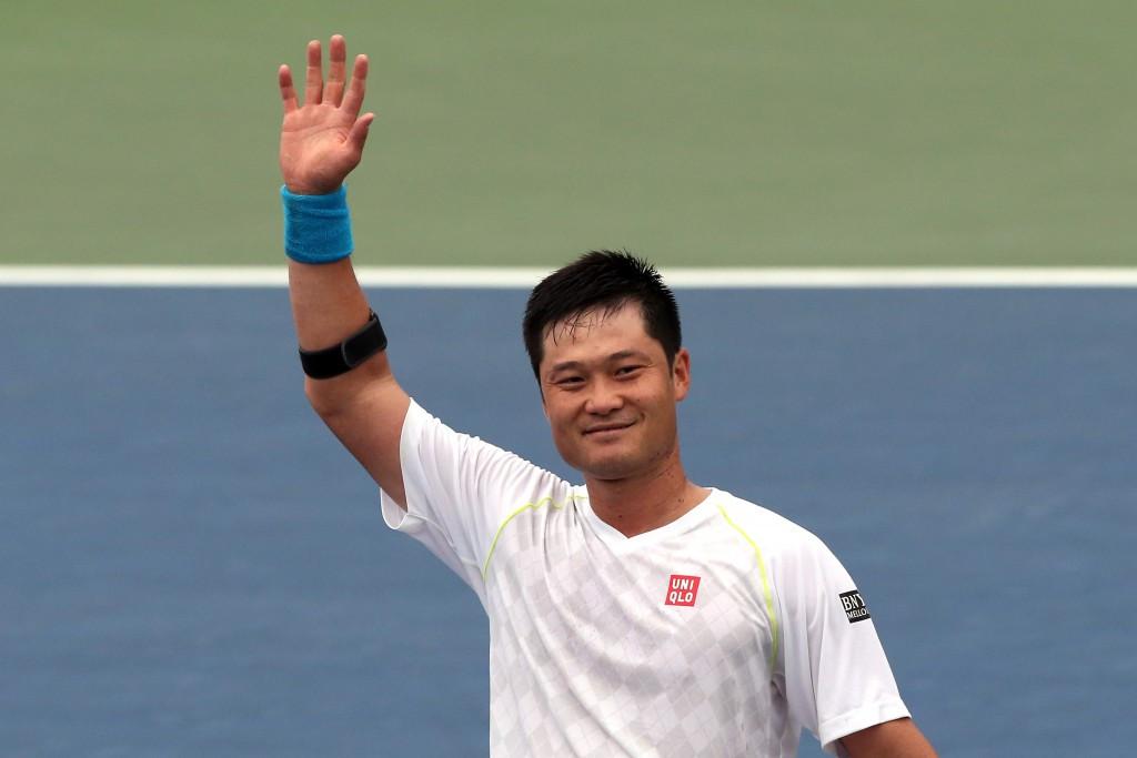 Japan's Shingo Kunieda reached the men's singles final