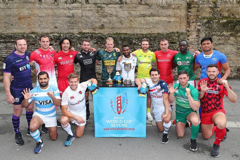 HSBC named banking partner of Rugby World Cup Sevens as tournament mascot revealed