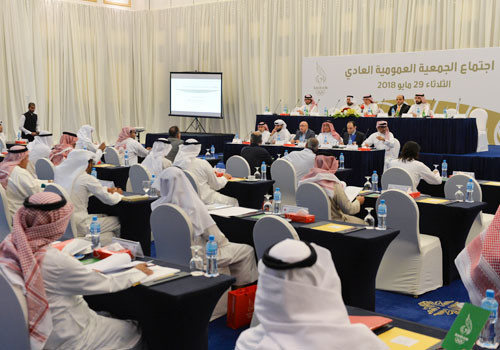 Bahrain Olympic Committee hear proposals from two sports at General Assembly