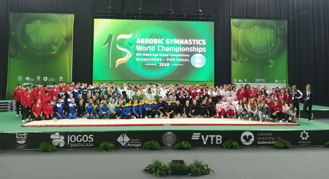 Around 285 athletes from 34 countries have entered the event in the Portuguese city ©FIG