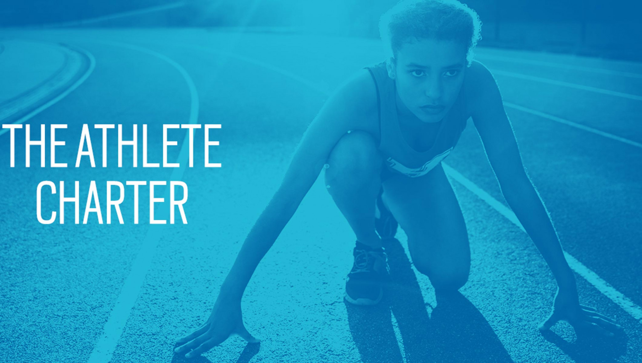 The steering committee are continuing to develop the Athlete Charter ©IOC