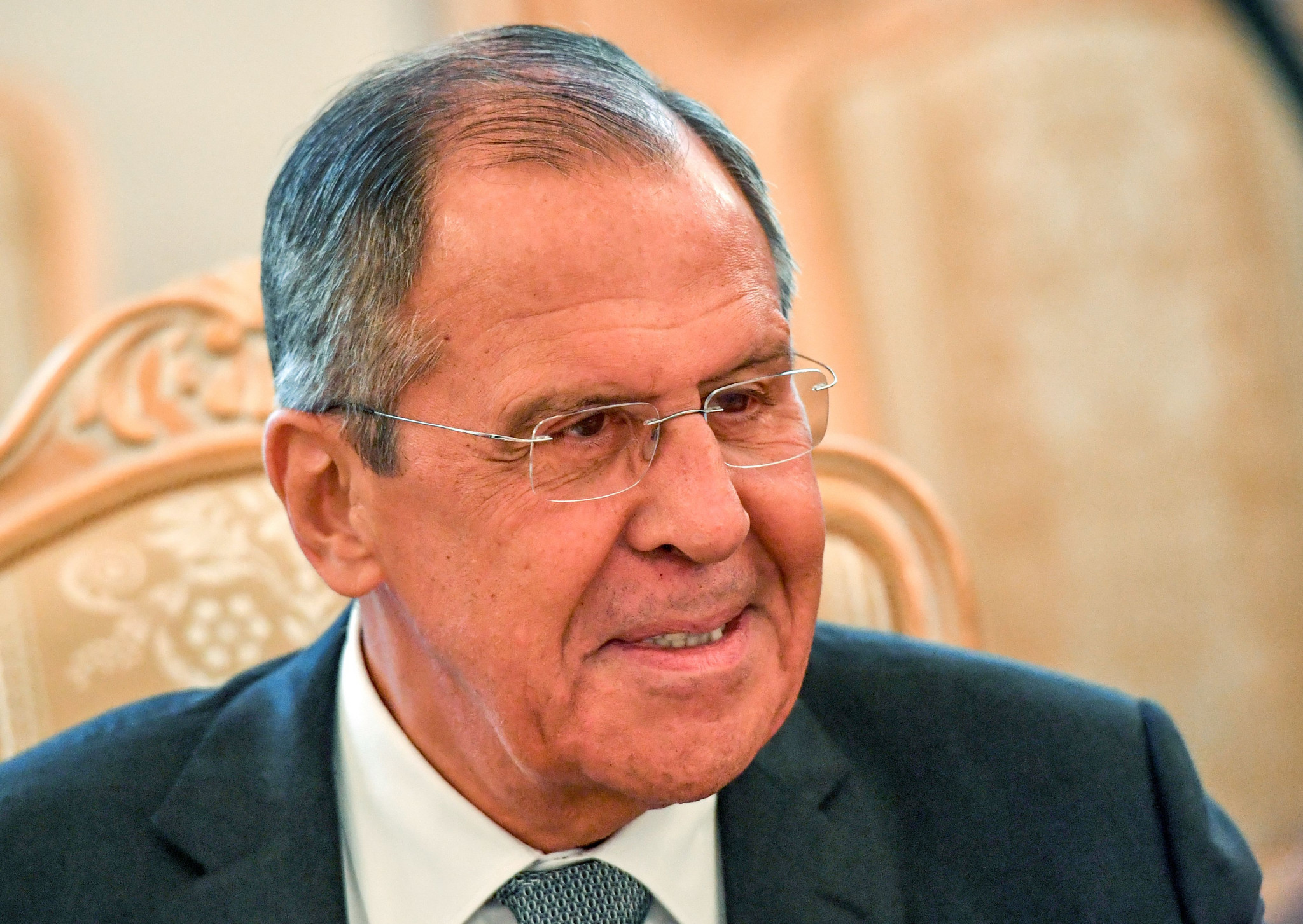 Russian Foreign Minister Sergei Lavrov signed the deal ©Getty Images