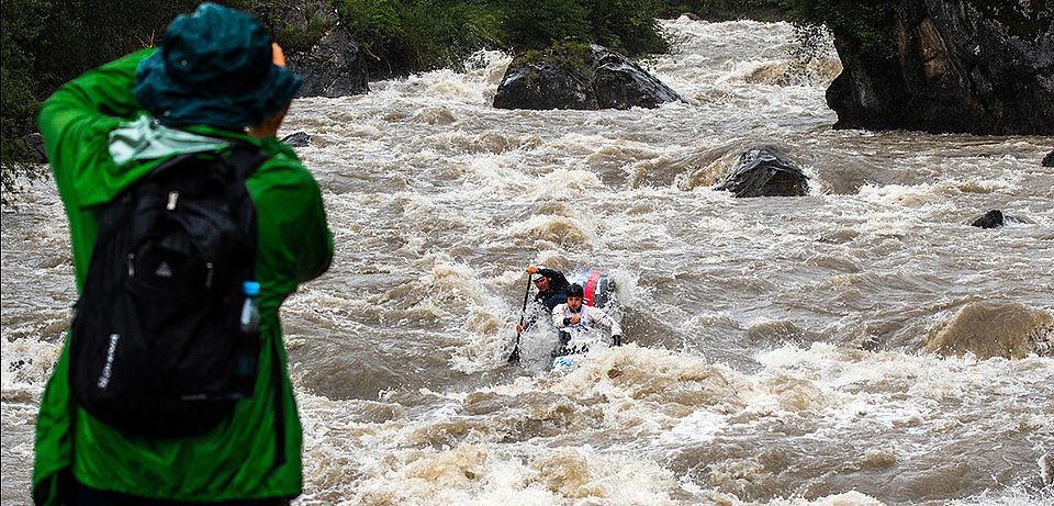 Satková stars as ICF Wildwater Canoeing World Championships begins