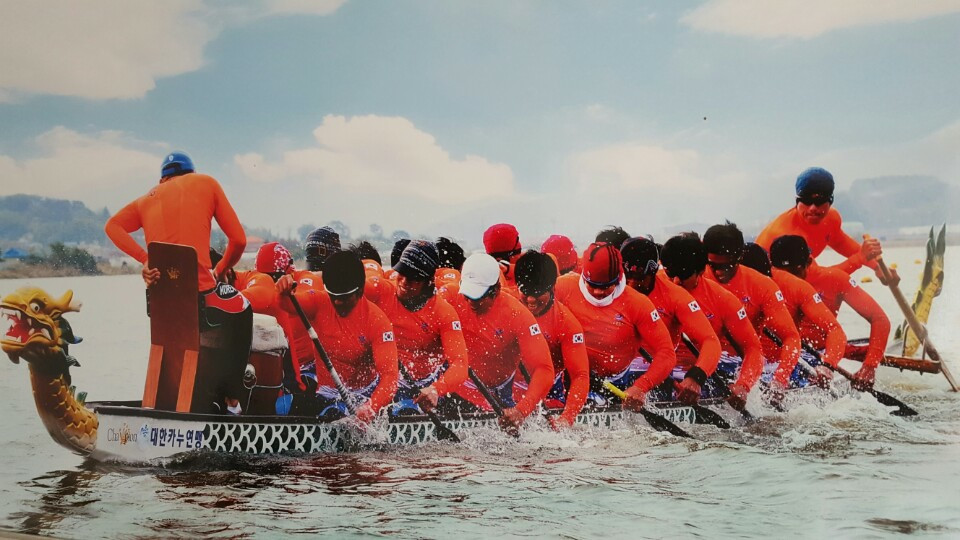 The joint team would likely come in dragon boat racing, should the move go ahead ©KCF