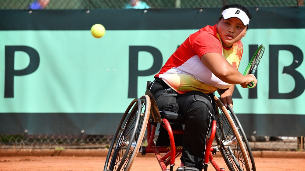 China and Belgium confirm semi-final places at Wheelchair Tennis World Team Cup