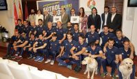"Spain ""ready"" to mount challenge for title as IBSA Football World Championships officially presented at ceremony in Madrid"