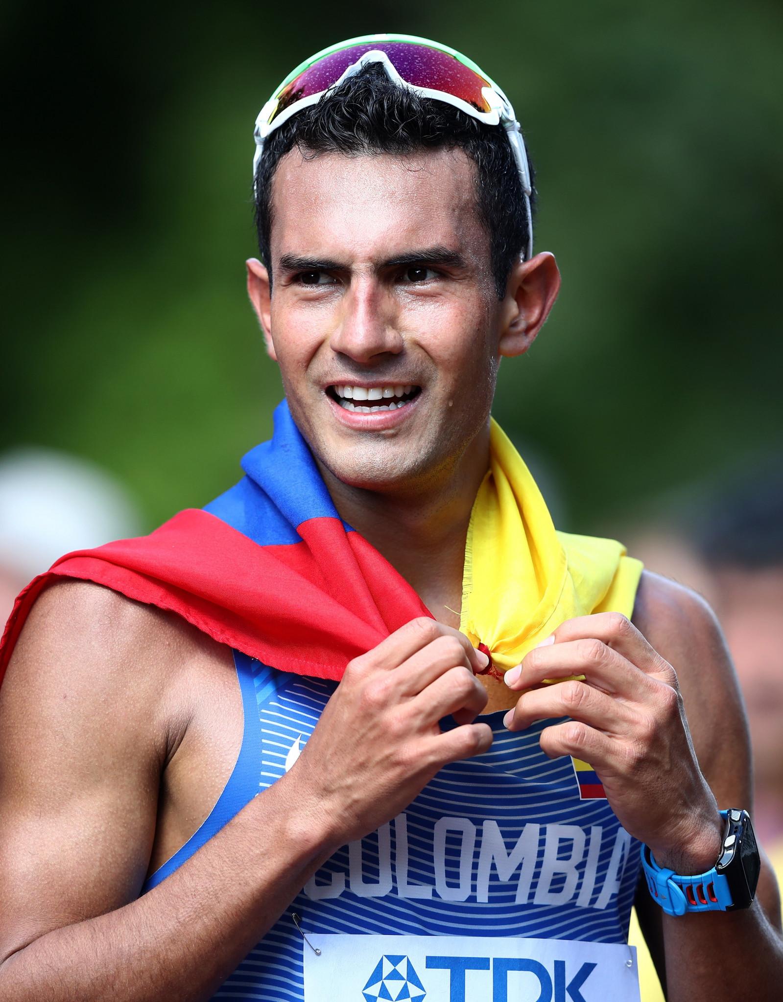 World champion Arévalo among field at IAAF Race Walking Challenge in La Coruña