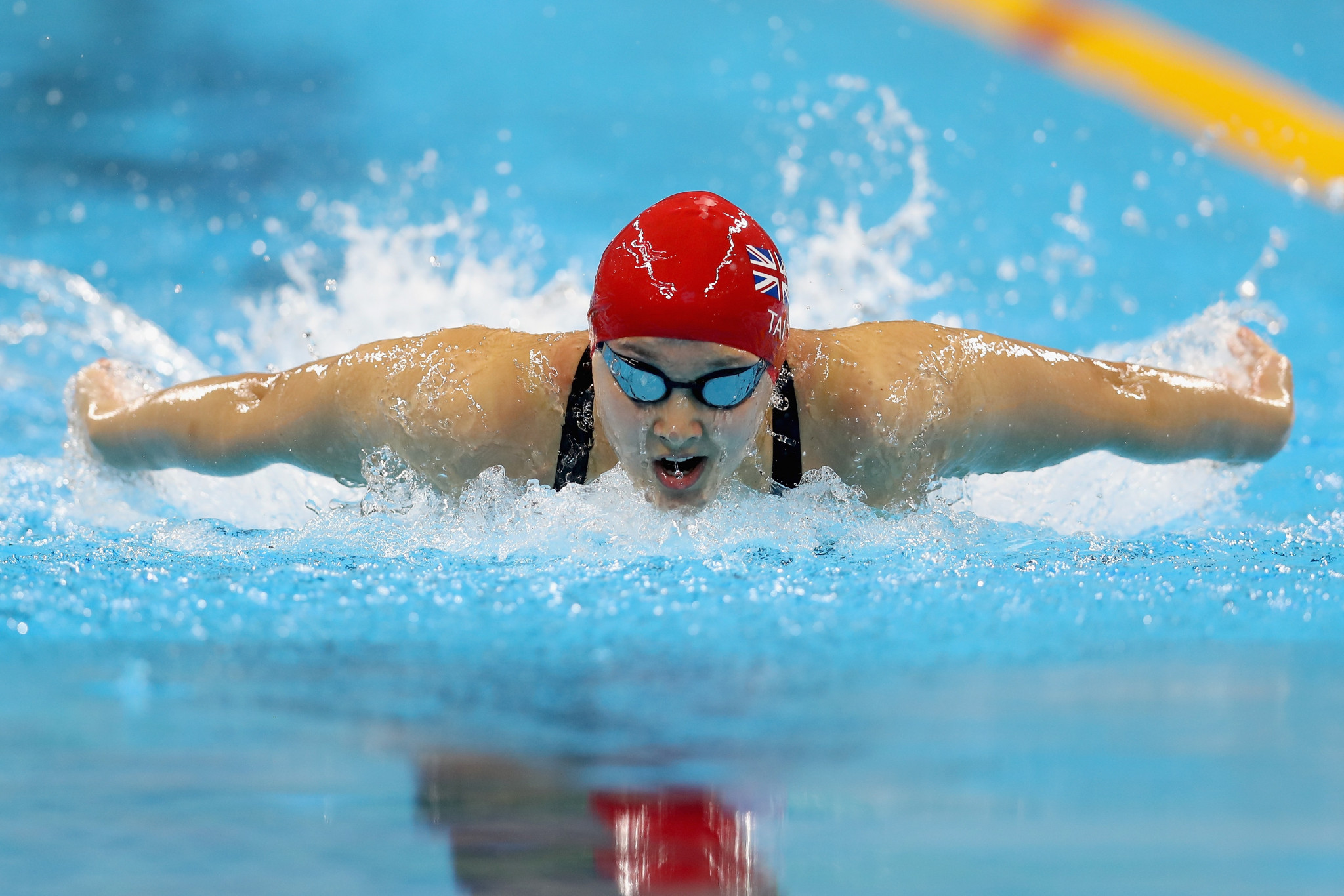 Britain's Alice Tai will hope to repeat her success at the World Para Swimming World Series in Berlin, Germany, having claimed four gold medals in Lignano Sabbiadoro last week ©Paralympics GB