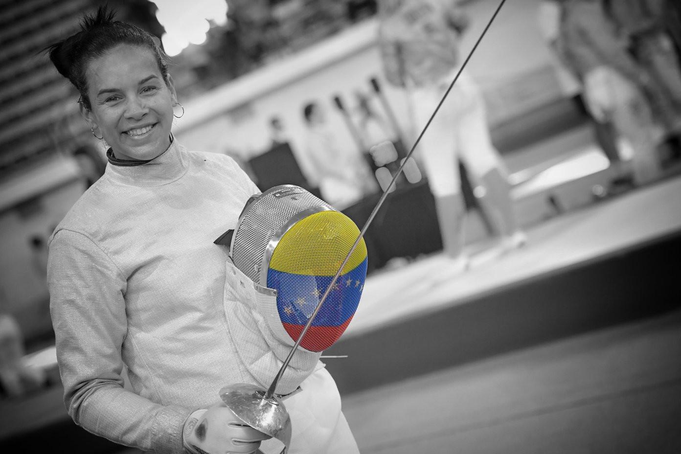 Venezuelan earns meeting with top seed Kharlan at FIE Sabre World Cup