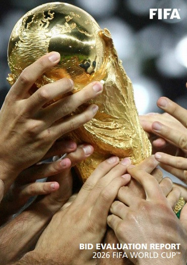 Both bids have been given the green light to proceed by the FIFA evaluation panel ©FIFA