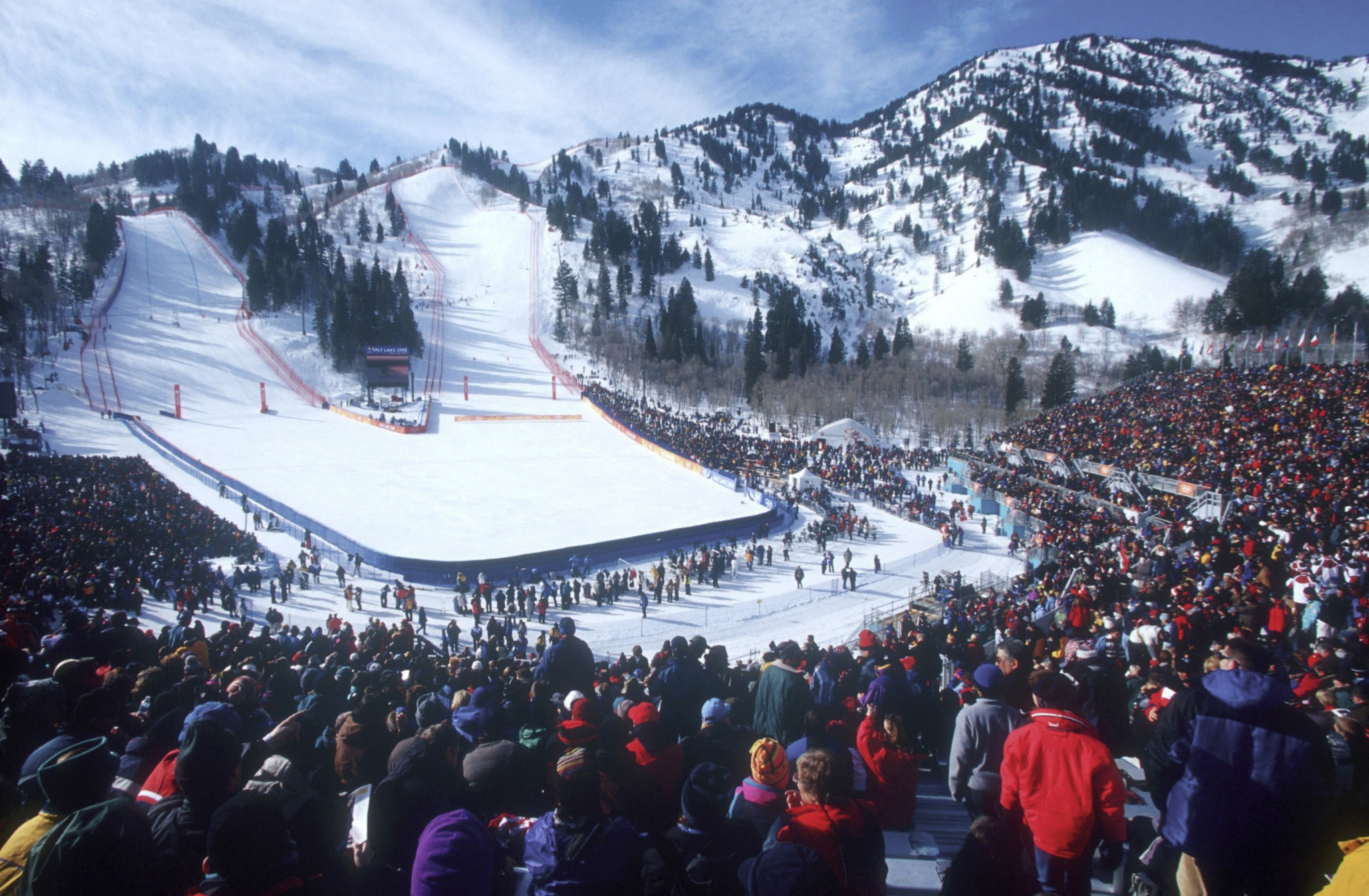 Salt Lake City selected as US candidate for potential 2030 Winter Olympic bid