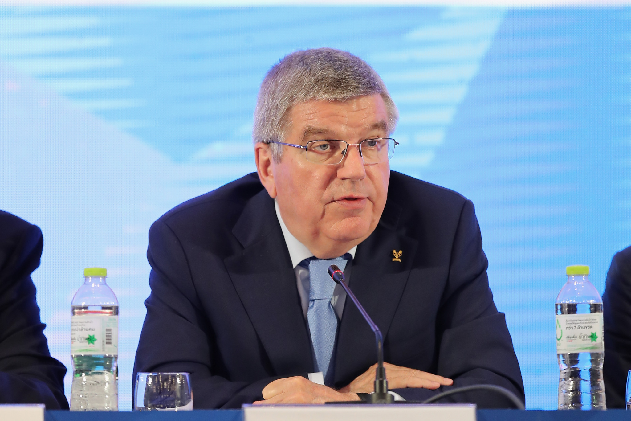 IOC President Thomas Bach is expected to attend the Closing Ceremony of the 2018 Asian Games ©Getty Images