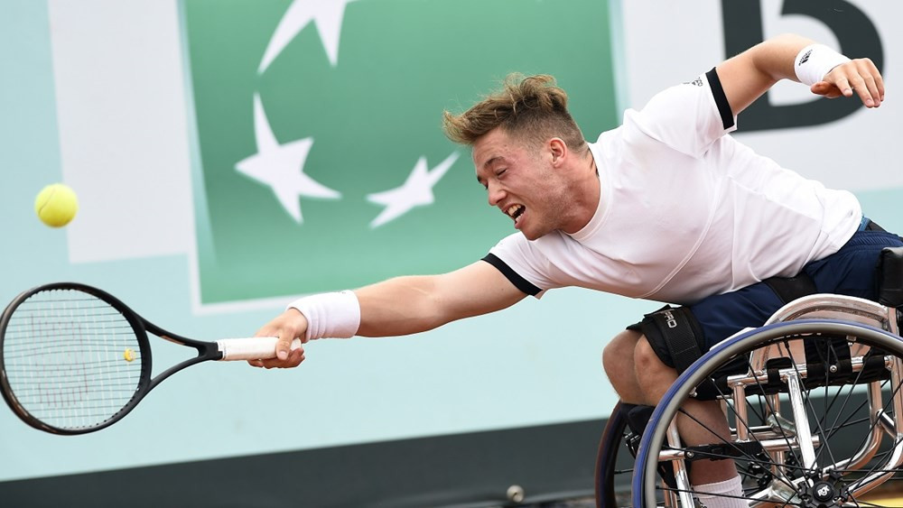 Britain to face Japan for men's title at Wheelchair Tennis World Team Cup