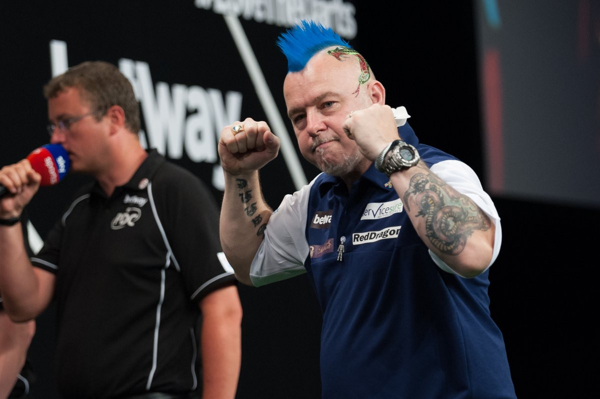 Favourites Scotland reach last eight of World Cup of Darts