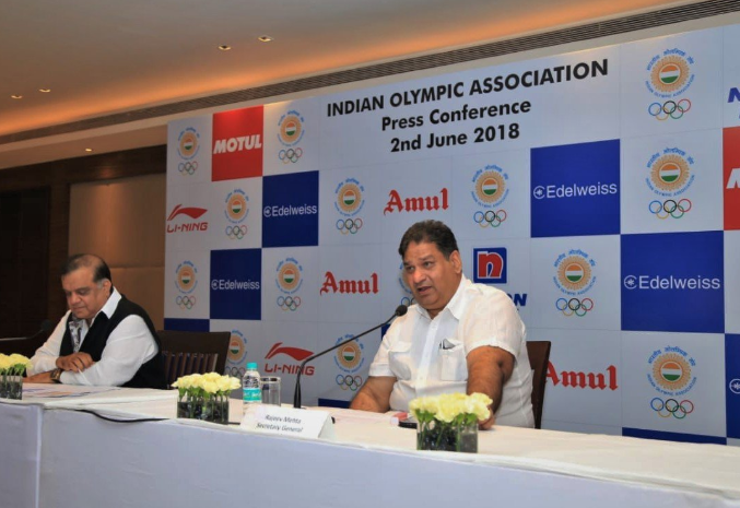 India are bidding for four major Olympic events, they have confirmed today ©IOA