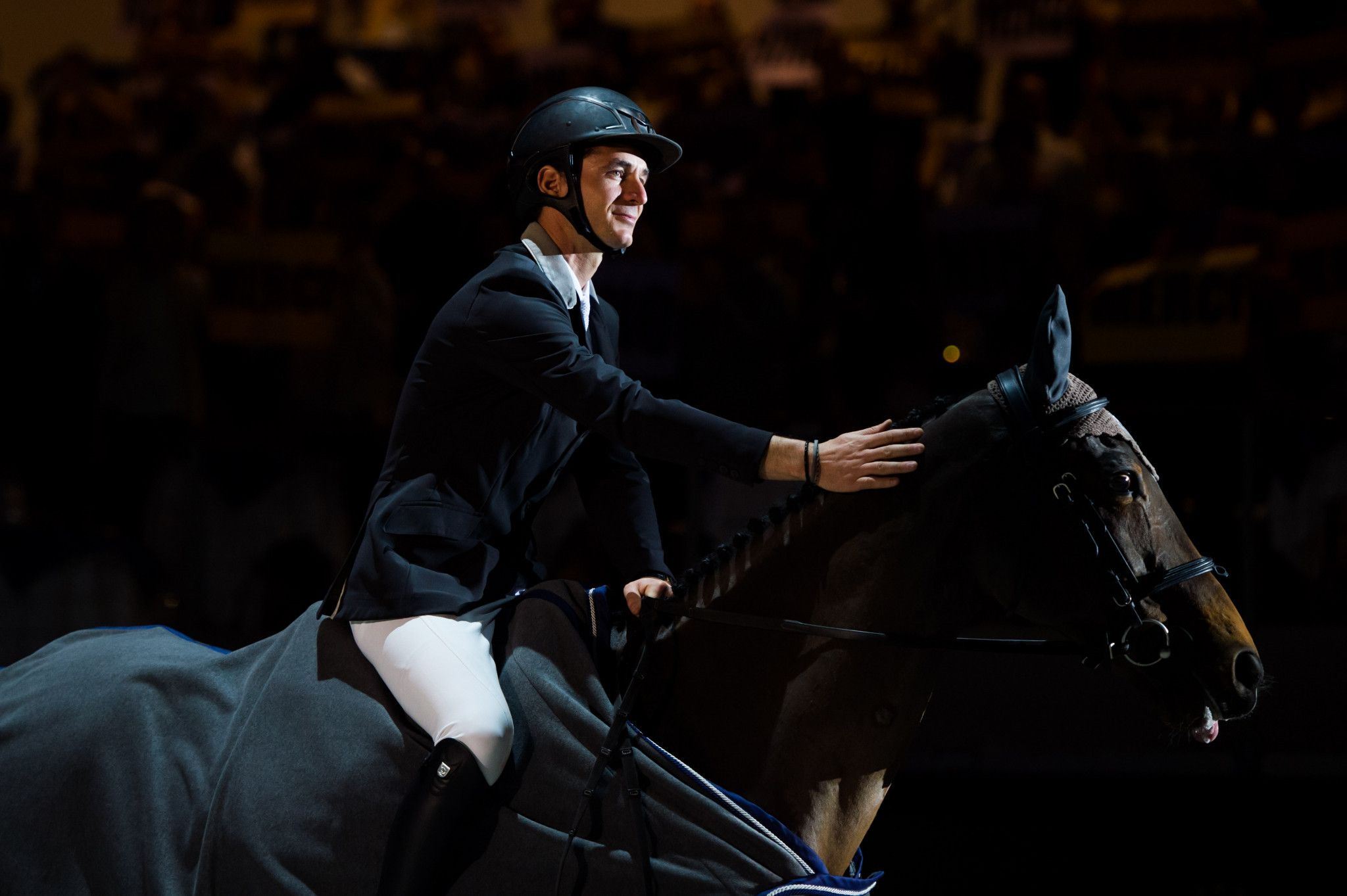Steve Guerdat will be hoping for success on home soil at the upcoming Longines FEI Nations Cup in St Gallen ©Getty Images