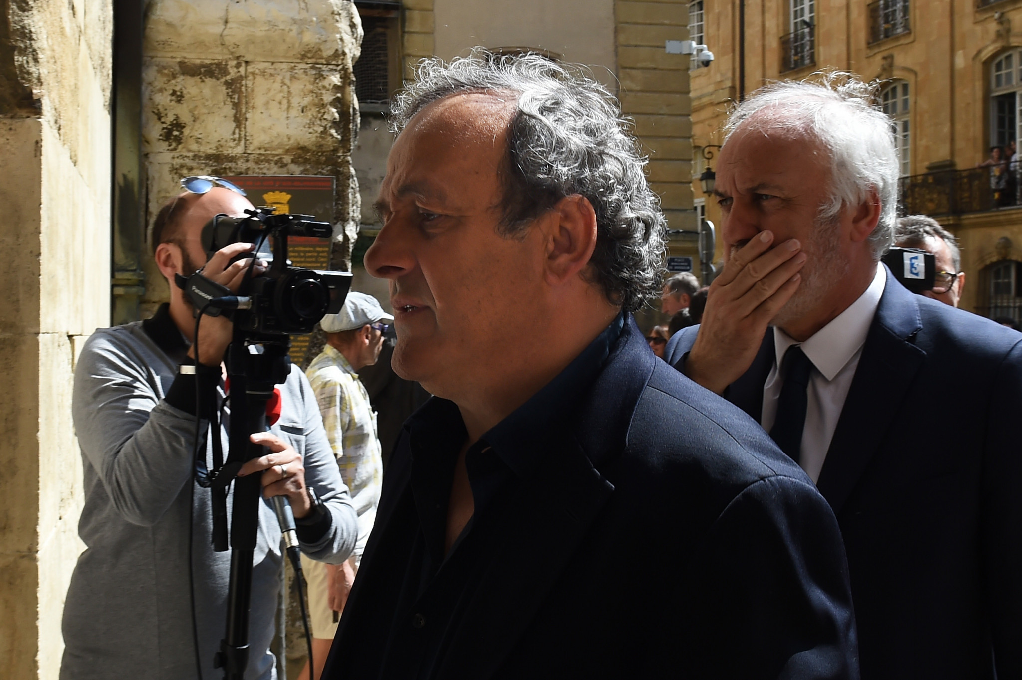 "Platini accuses FIFA Ethics Committee of being ""weapon"" used to remove opponents"