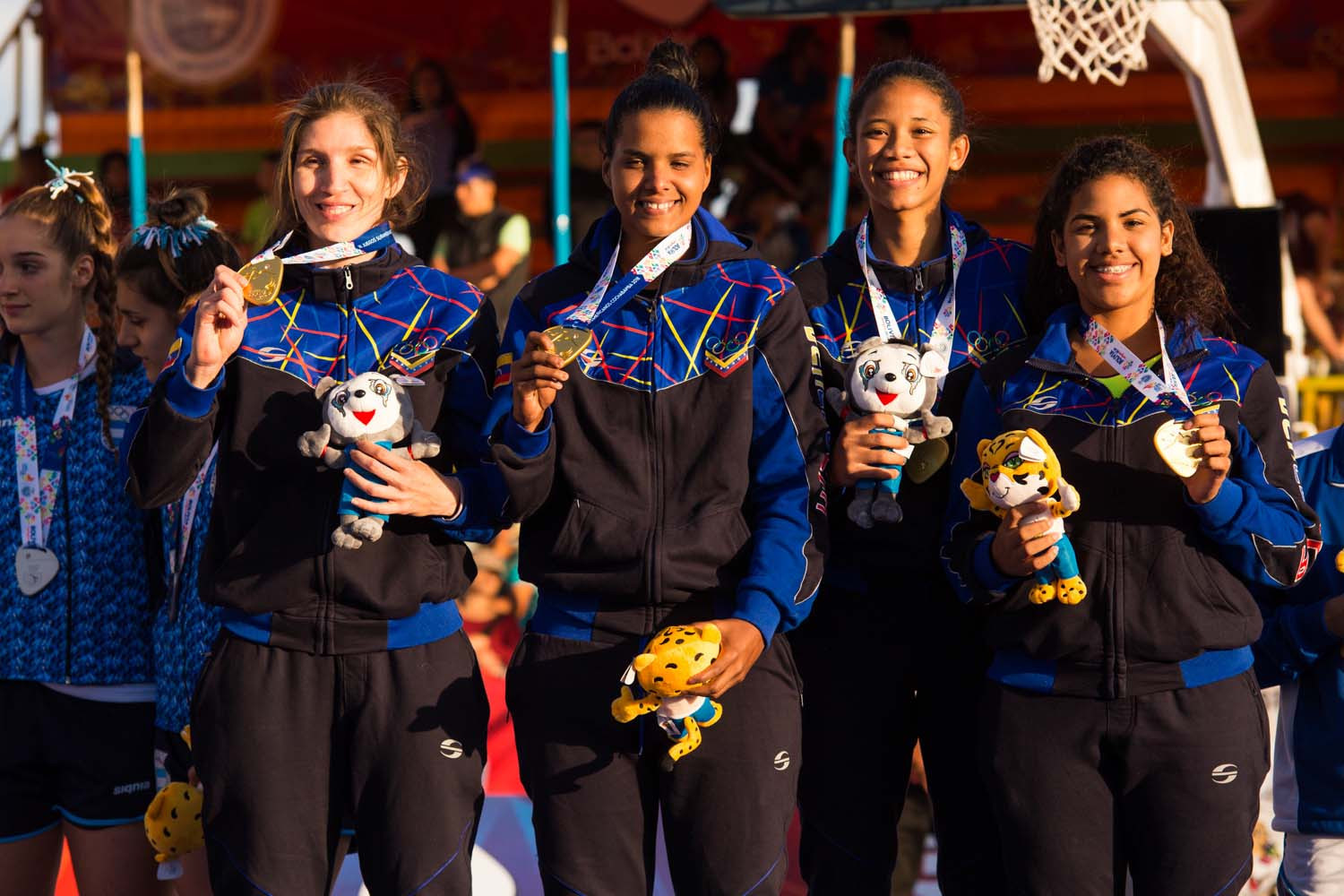 Venezuela beat Argentina to 3x3 basketball gold at South American Games